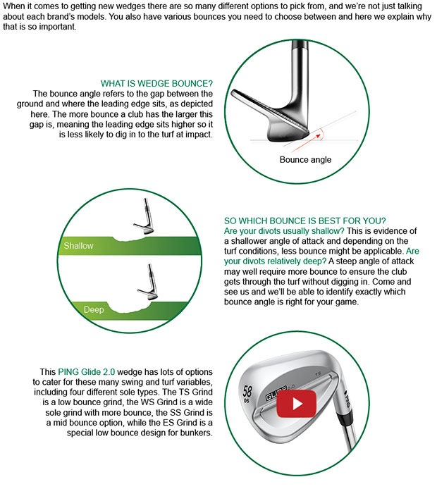 PING Glide Article