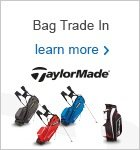 TaylorMade Bag Trade In - get £20 for your old bag