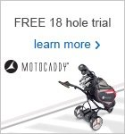 Motocaddy 18 hole trial - 2017